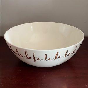 Kate spade serving bowl